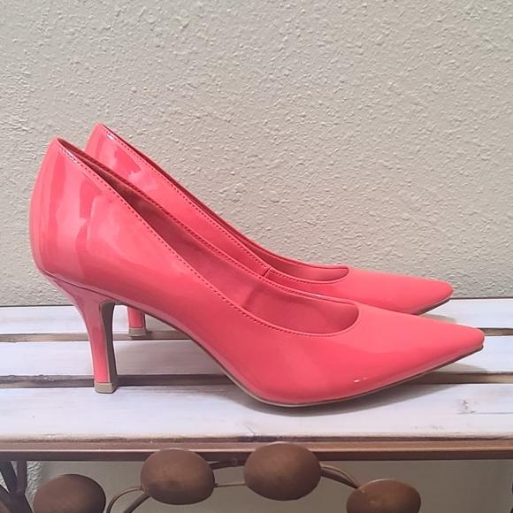 Comfort Plus by Predictions Coral Heel